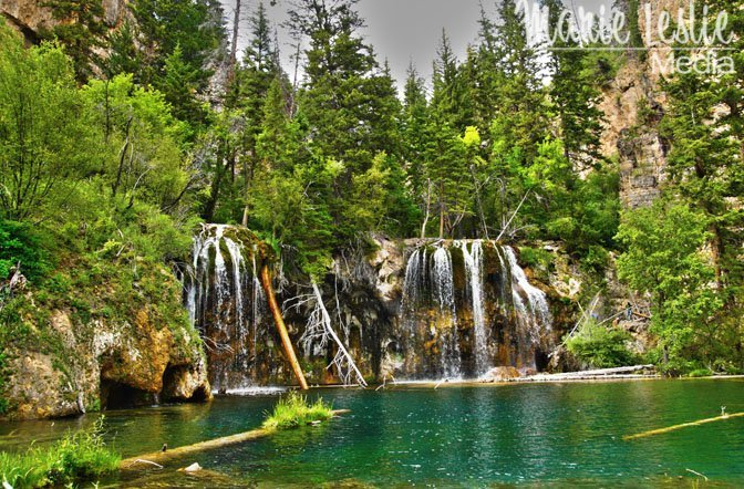 my year in photographs--hanging lake