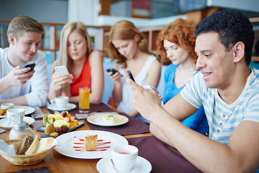 social media is part of our every day life