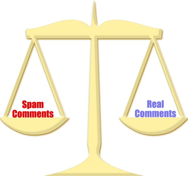 Blog Comments: How to Tell a Spam Comment from a Real Comment
