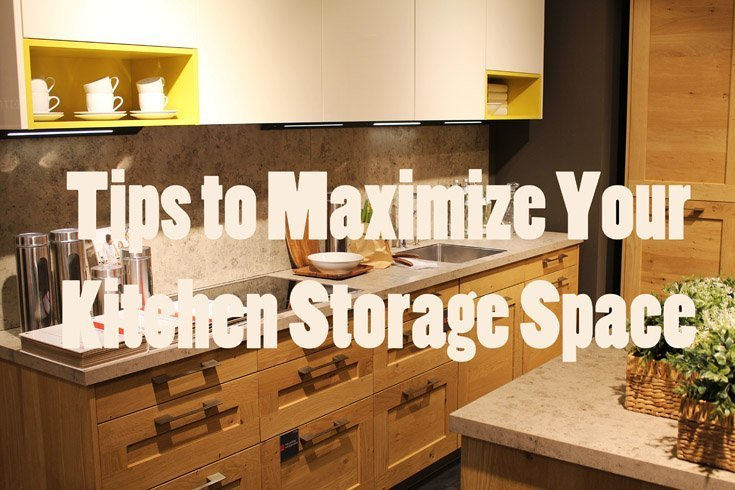 Tips to maximize your kitchen storage space Maximize kitchen storage