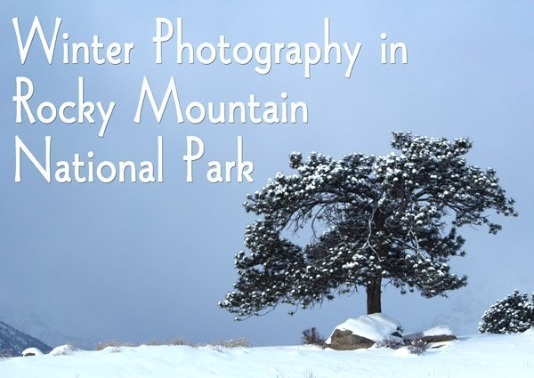 Winter Photography in Rocky Mountain National Park
