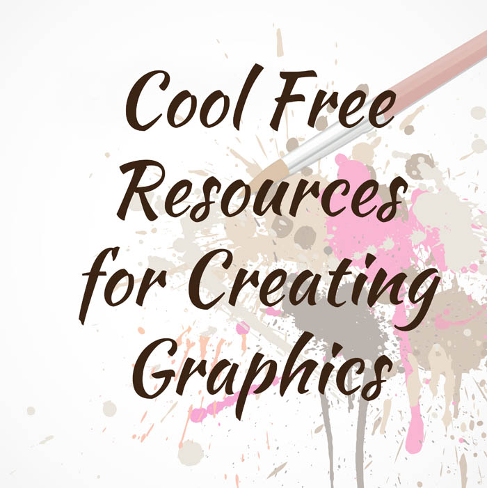 Cool Free Resources for Creating Graphics