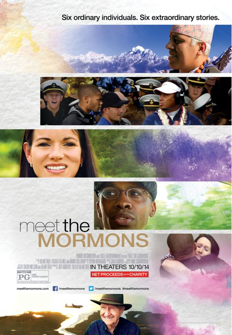 """""""Meet the Mormons"""" Movie Shares Extraordinary Stories of Ordinary People"""