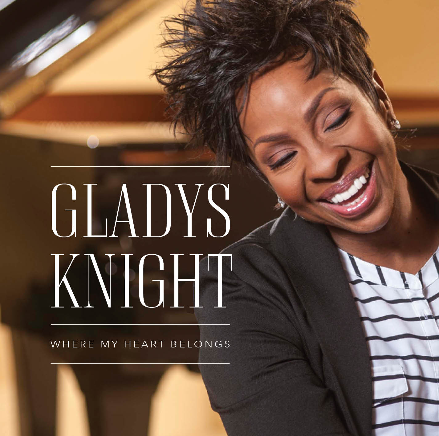 """Giveaway! Win Gladys Knight's New Album """"Where My Heart Belongs"""""""