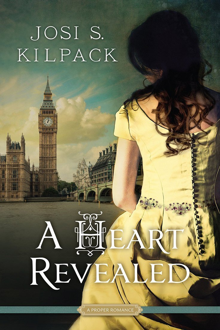 A Heart Revealed by Josi S Kilpack