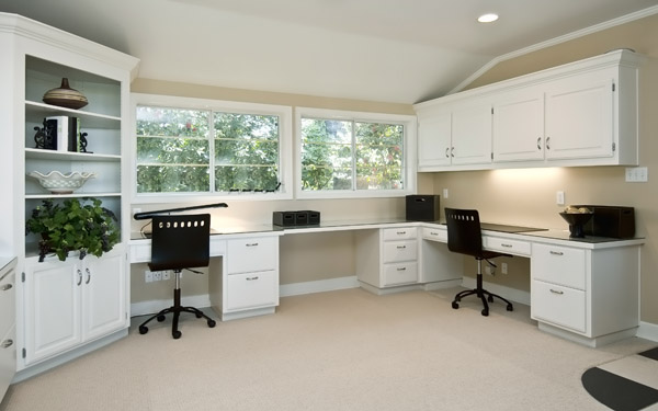 Organized Home Office Inside Clean And Organized Home Office Tips For Making Your Feel More And