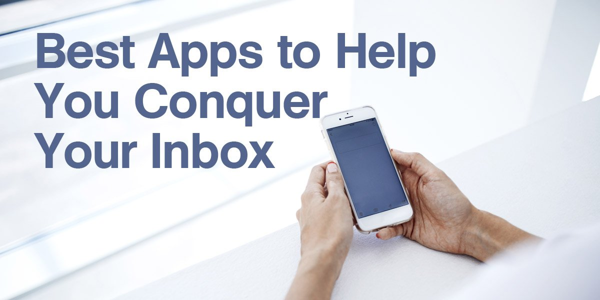 Best Productivity Apps to Help you Conquer Your Inbox