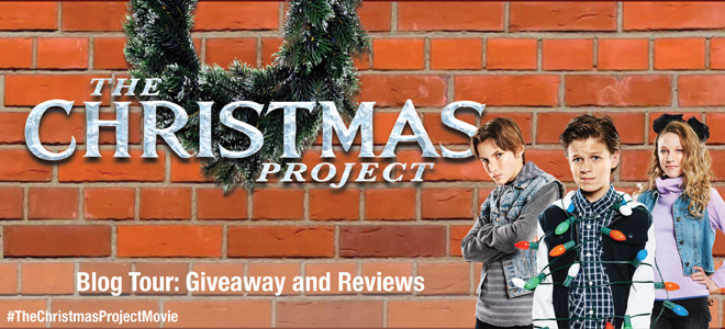 The Christmas Project Blog Tour