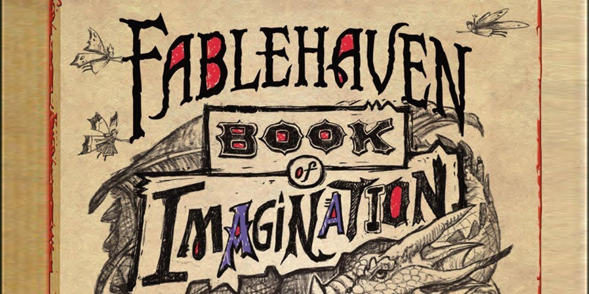 Fablehaven Book of Imagination Review