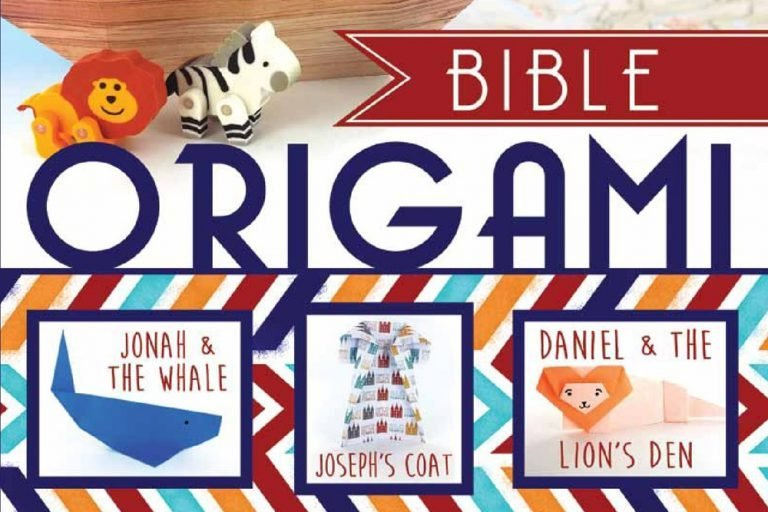 Bible Origami –Paper Crafting with a Spiritual Fold