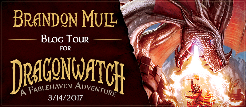 Dragonwatch A Fablehaven Adventure Has Arrived