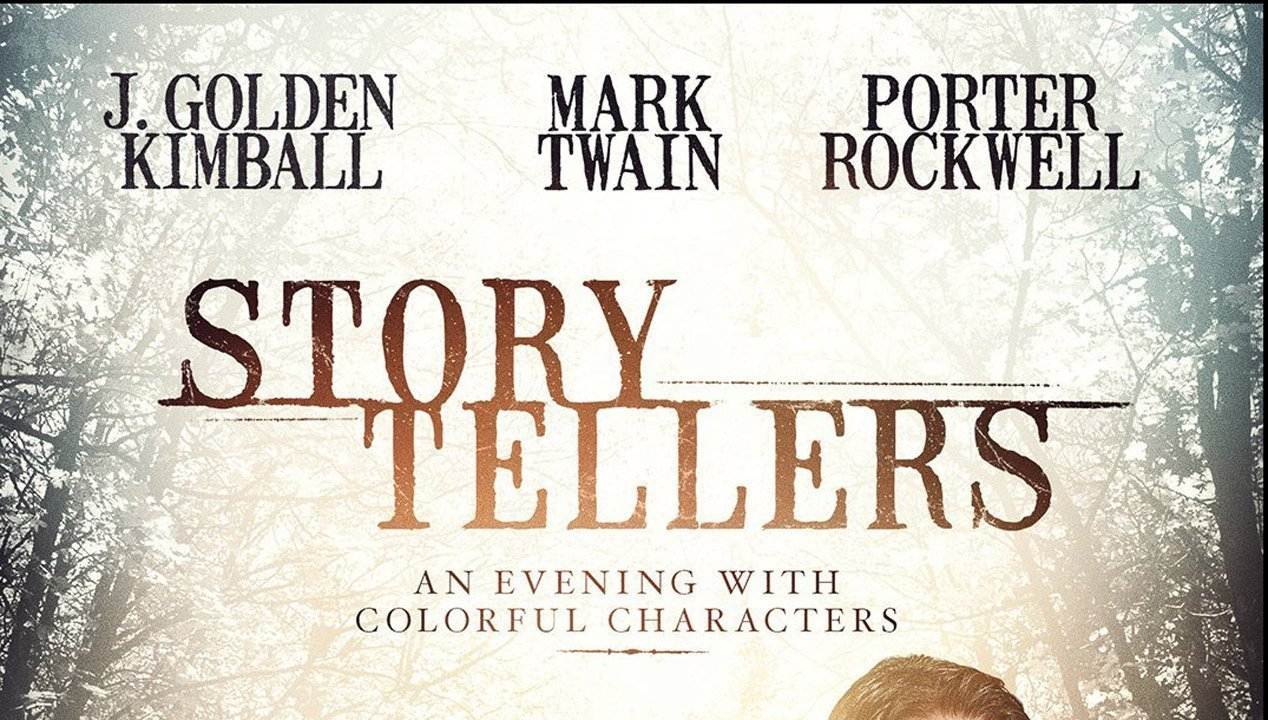 Watch Story Tellers and Spend An Enjoyable Evening with Colorful Characters