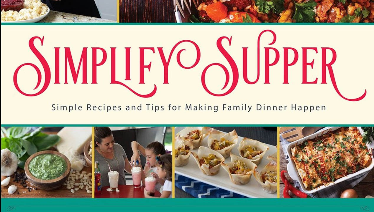"This New Cookbook will Help You ""Simplify Supper""—Review & Giveaway"