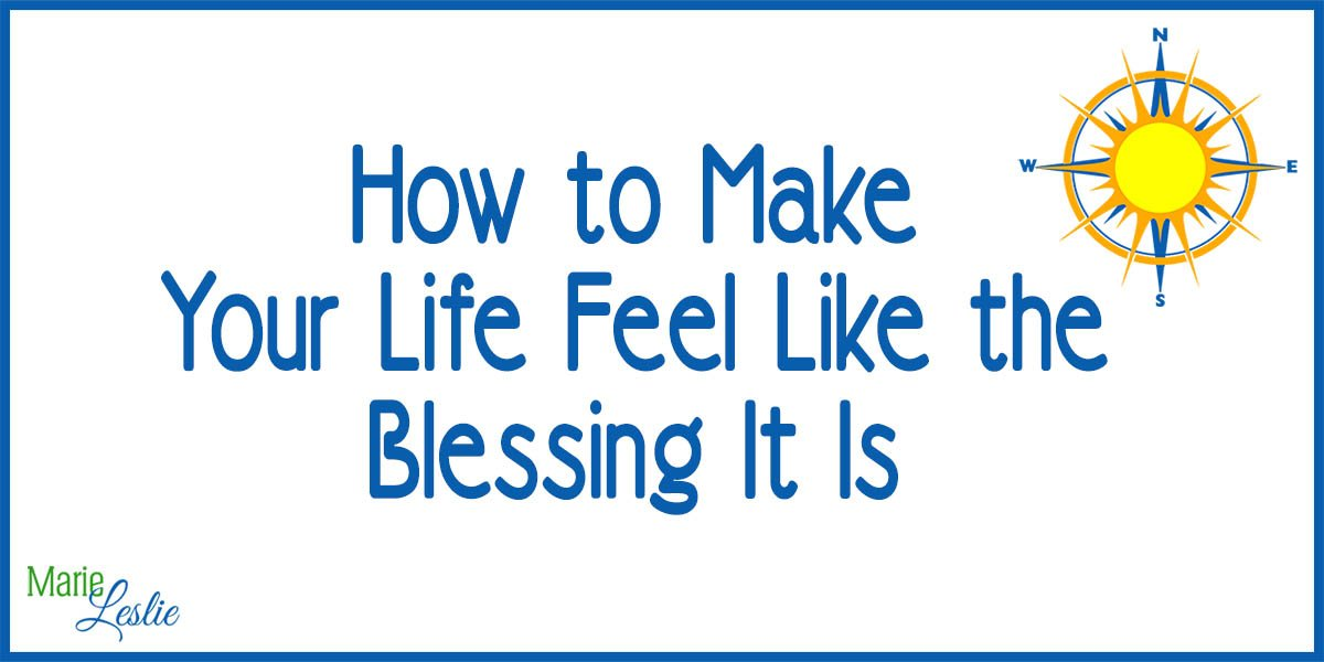 how to make a blessing