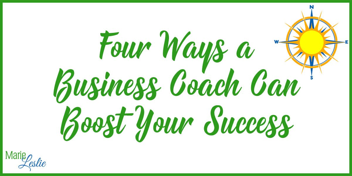 Four Ways a Business Coach Can Boost Your Success