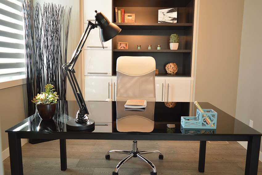 a good home office can increase productivity