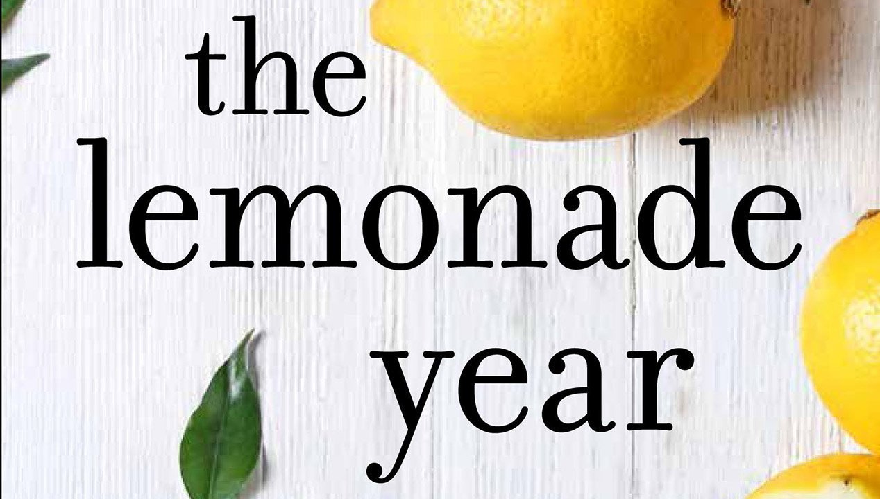 The Lemonade Year by Amy Burle
