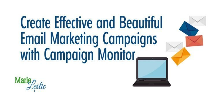 Create Effective and Beautiful Email Marketing Campaigns with Campaign Monitor
