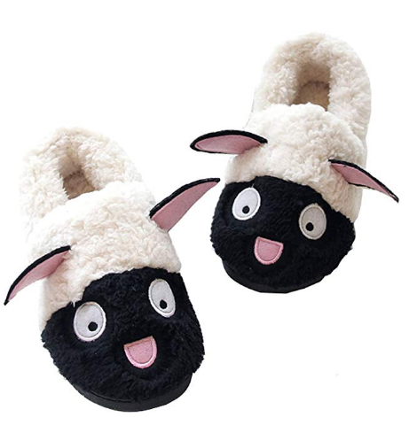 Cozy Sheep Slippers