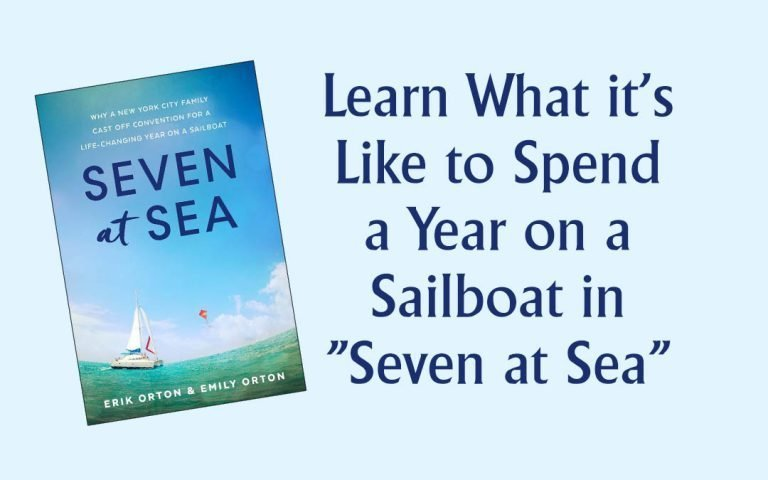 Learn What it's Like to Spend a Year on a Sailboat in Seven at Sea