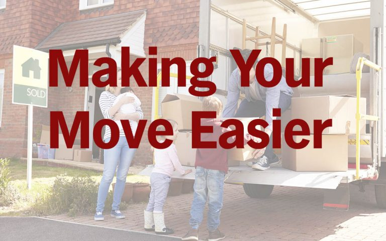 Making Your Move Easier