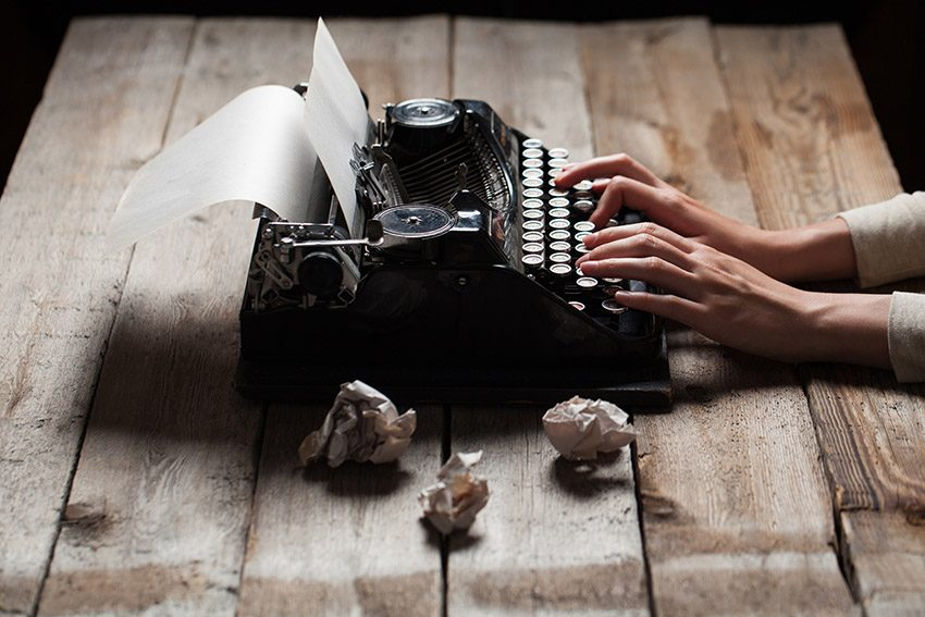 ways to end writers' block