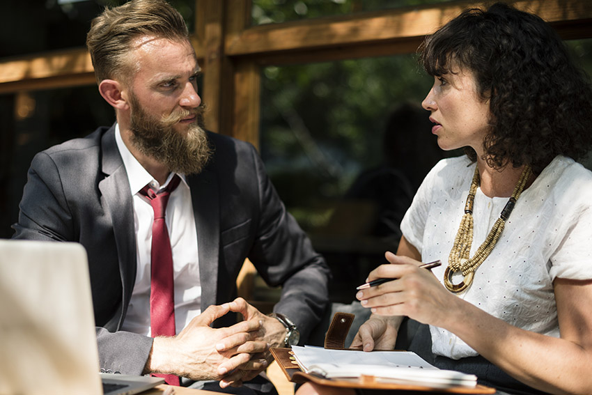 Eight Effective and Easy Ways to Build Business Relationships