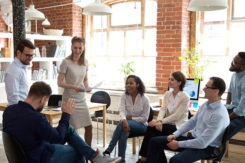 create collaboration opportunities through networking