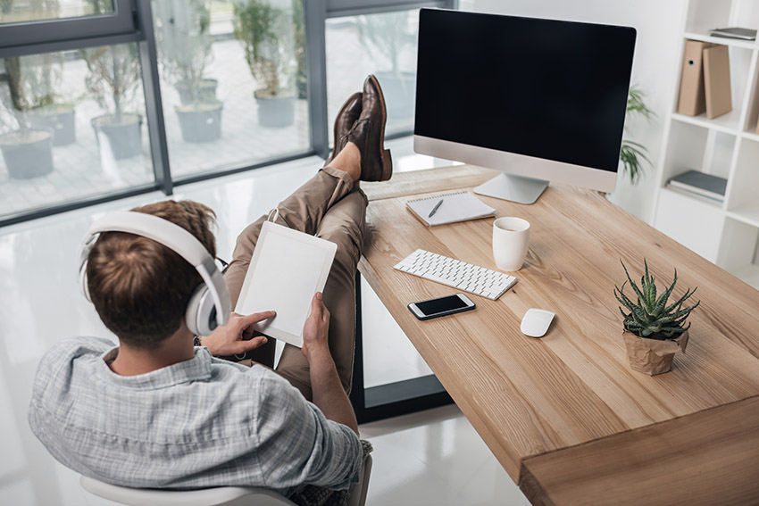 eliminating distractions can increase productivity
